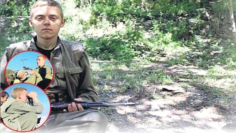 PKK 'Turnuvaya gidiyoruz' diyerek Alman çocuğu kaçırmış!