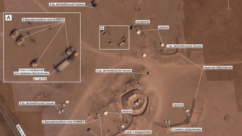 ABD-IŞİD işbirliğinin görüntüleri!