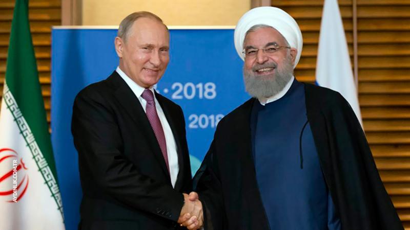 Putin ve Ruhani'den Şanghay zirvesinde önemli mesajlar