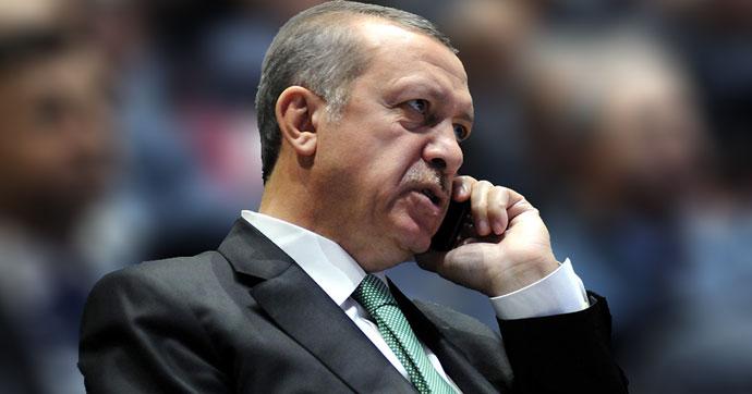 Cumhurbaşkanı Erdoğan'a tebrik telefonları