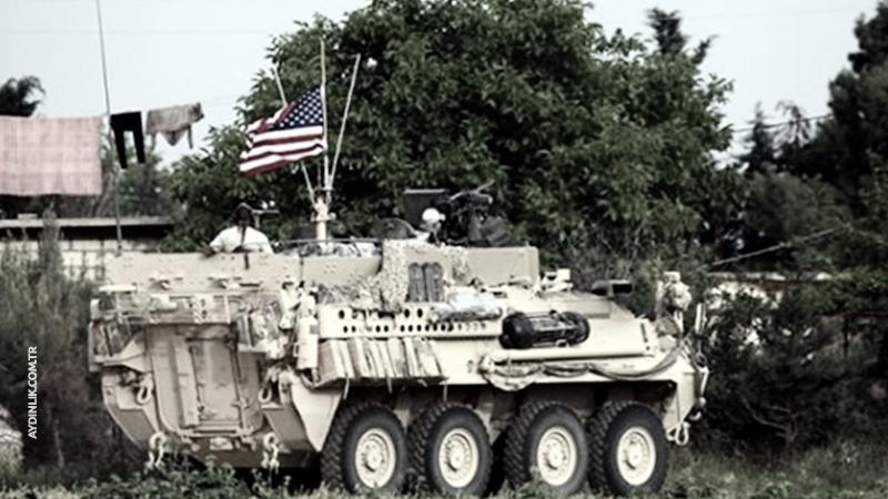 ABD sınırımızda 30 bin kişilik terör ordusu kuruyor