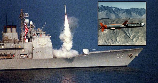 ABD'nin Suriye saldırısında kullandığı o füzeler