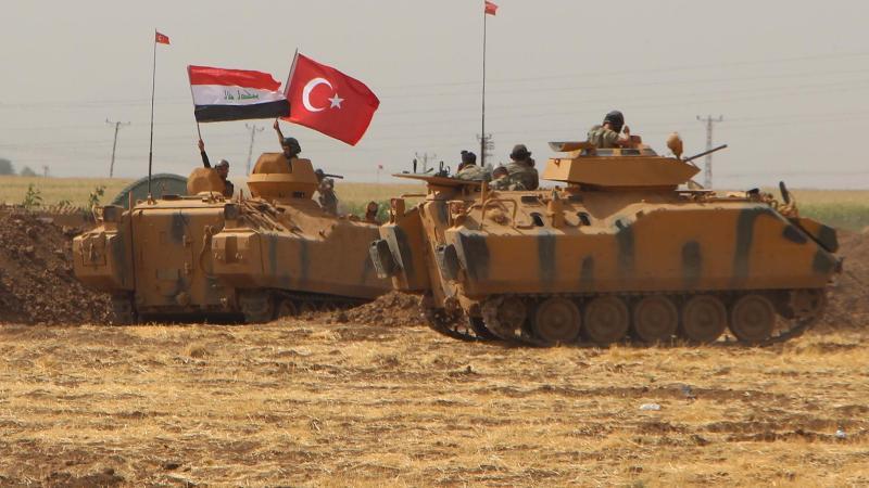 İlk hedef Sincar: Irak karadan Türkiye havadan!