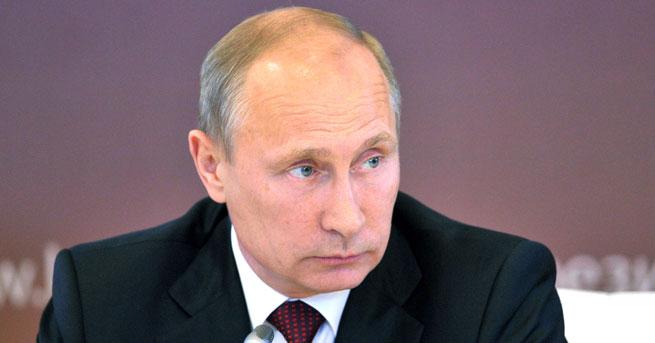 Rusya'daki başkanlık seçiminin galibi Putin