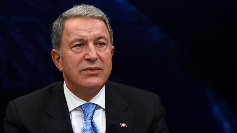 Bakan Akar: Terörle mücadele kararlılığımız devam ediyor
