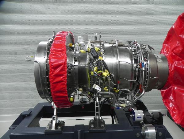 İlk yerli helikopter motorunun çekirdek prototip imalatı tamamlandı