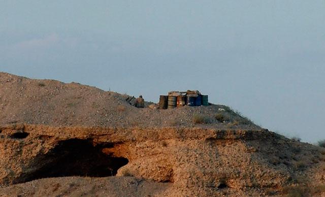 'Fırat'ın doğusu'ndaki teröristleri korku sardı