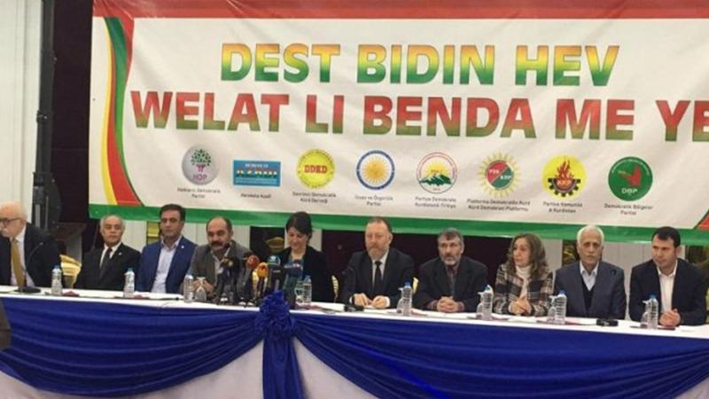 HDP bölücülüğün merkezinde