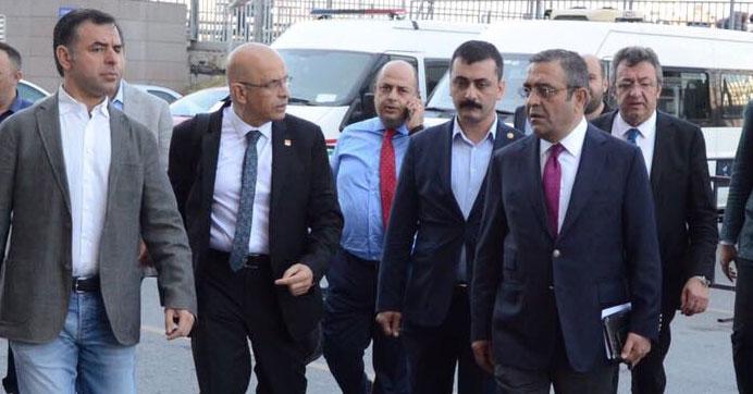 MİT TIR'ları davasında CHP'li vekil için flaş karar