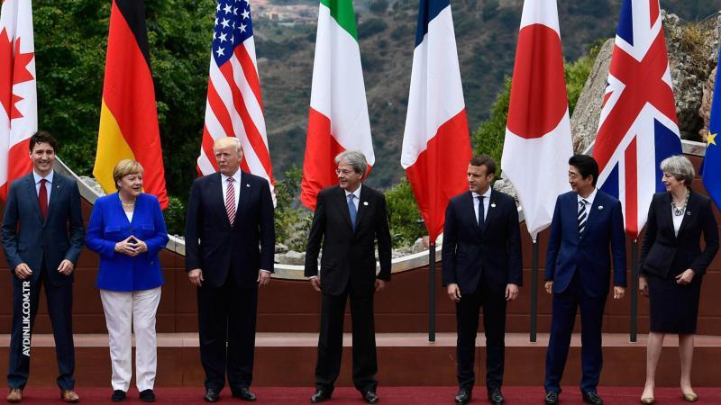Chatham House'dan 'G7 bir hiçtir' itirafı