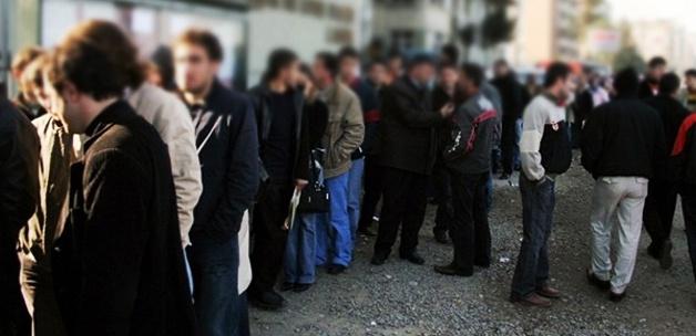 İşsizlik son 7 yılın en yükseğinde