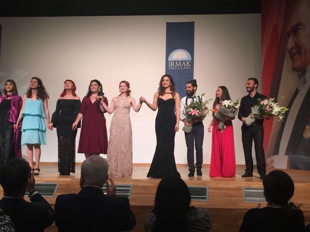 İstanbul Üniversitesi Devlet Konservatuvarından Muhteşem Konser