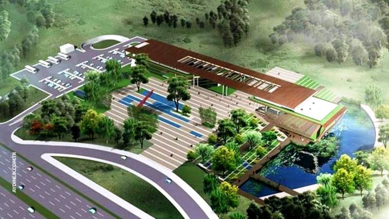 Botanik park olacaktı TOKİ'ye teslim edildi
