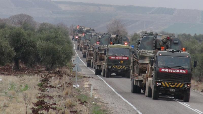 Terör ihraç merkezi ve Akdeniz'e sıçrama tahtası: Afrin!