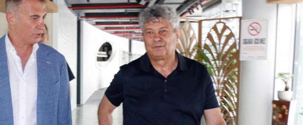 A Milli Takım'ın yeni patronu Lucescu