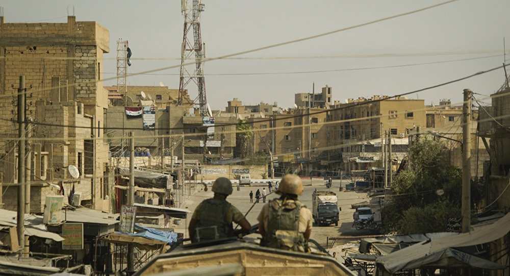 Mısır Dışişleri Bakanı: Suriye'ye Arap askeri gönderilebilir