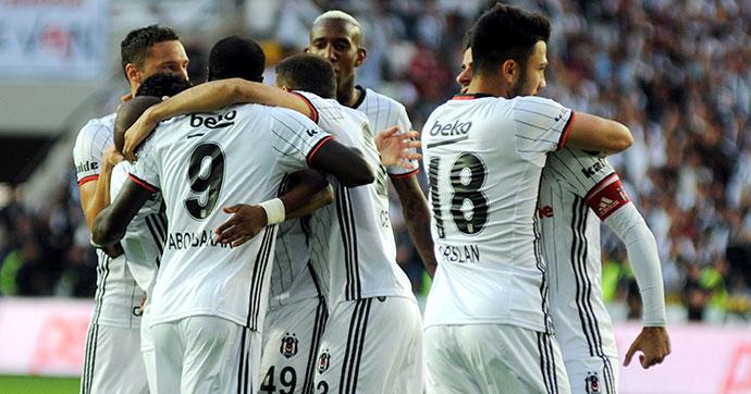 Spor Toto Süper Ligde Şampiyon Beşiktaş!