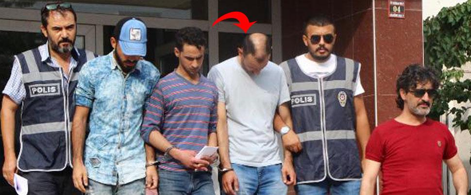 'Spyker Katliamı'na katılan DEAŞ'lı Türkiye'de yakalandı