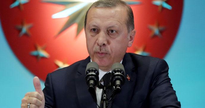 Erdoğan'dan, İspanya Kralı'na taziye