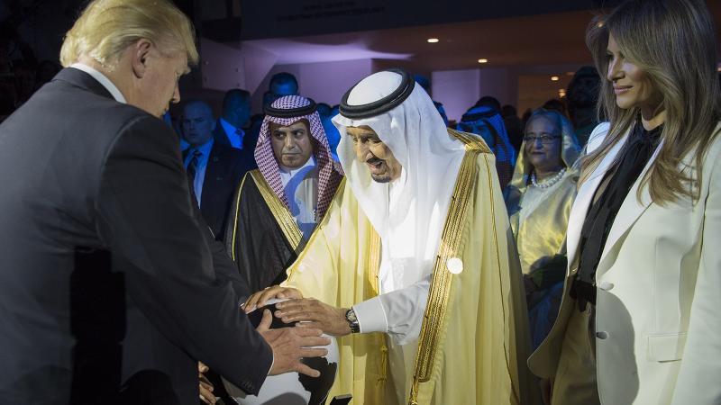 Trump, Suudiler'den 'YPG'yi koruma' parası istedi