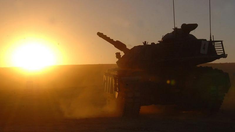 Türk Silahlı Kuvvetleri'nden Zeytin Dalı Harekatı açıklaması