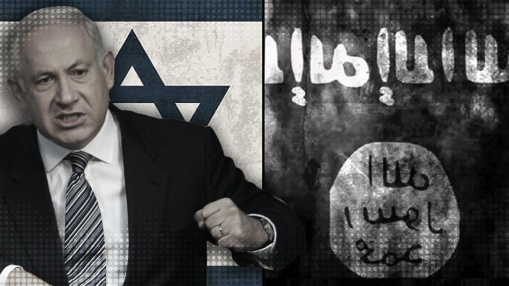 İran IŞİD'i vurdu sesi İsrail'den geldi