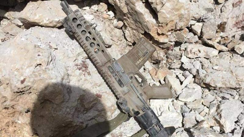 Bu silah PKK'da ilk kez çıktı