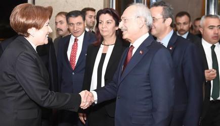CHP İLE İYİ PARTİ ' den SEÇİM HÜLLESİ - 15 CHP Milletvekili İYİ partiye geçiyor