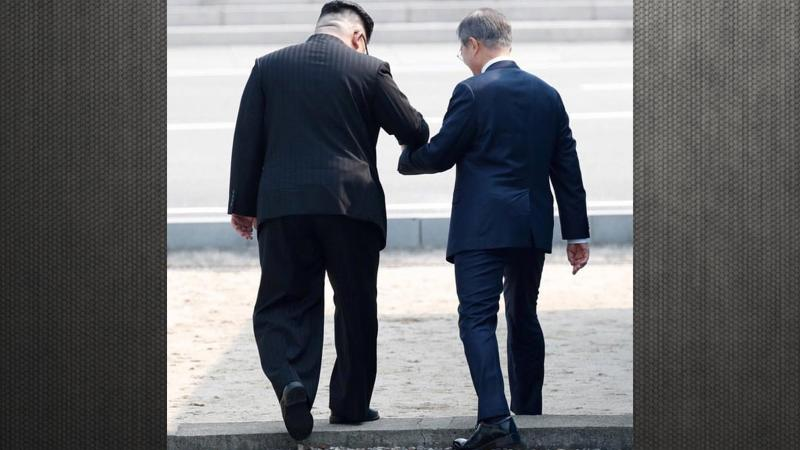 Güney Kore'de 'Beyaz Rapor' değişti: Kuzey artık 'düşman' değil!