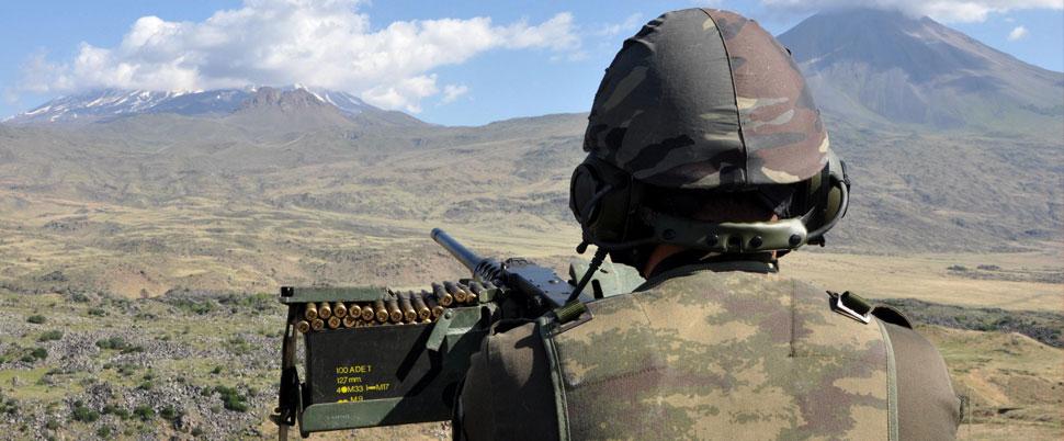 TSK'dan Afrin açıklaması: 1614 terörist etkisiz hale getirildi