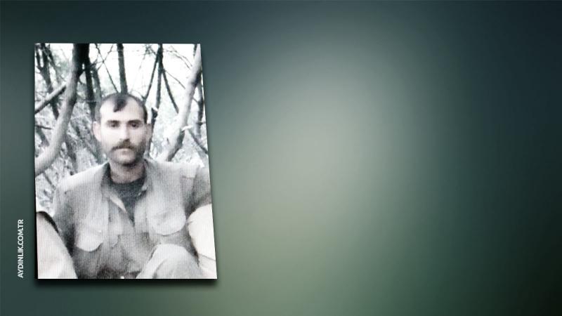 PKK'nın sözde komutanı yakalandı