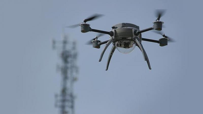81 ilin emniyet müdürlüğüne drone talimatı