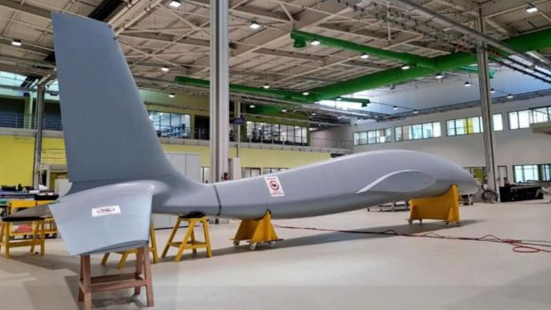 'İnsansız savaş uçağı 2023'ten önce'