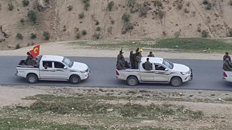 PKK Sincar'da kurnazlık peşinde