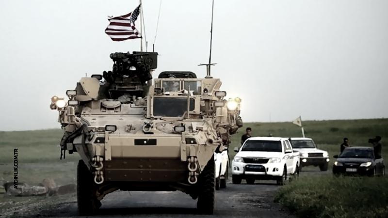İngiliz ve ABD askerleri PKK taburunda!