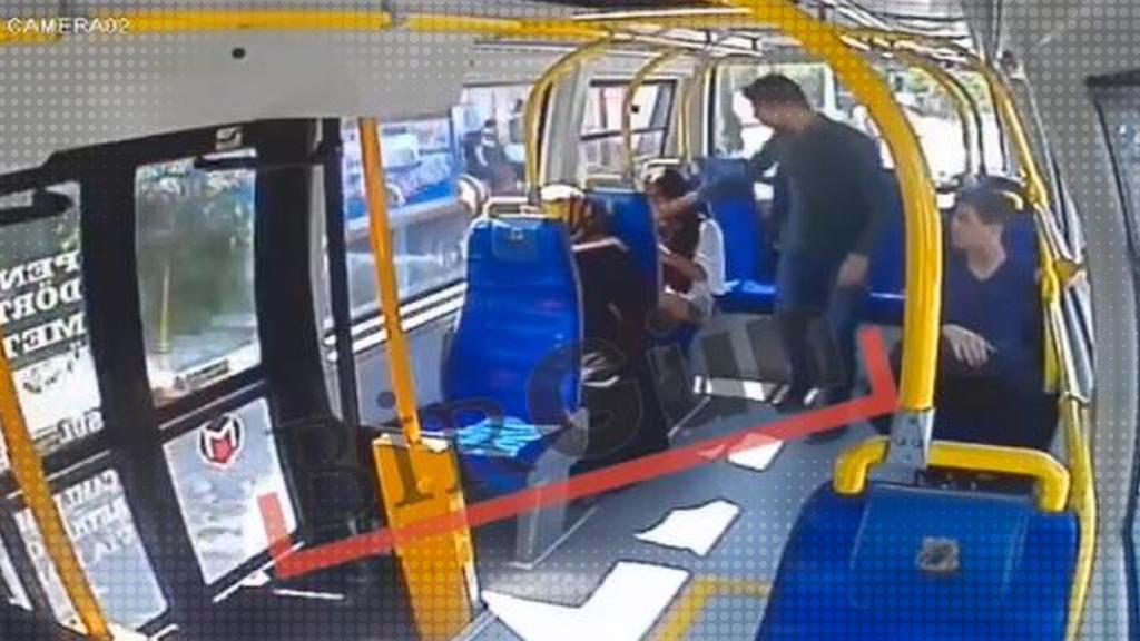 Şortlu kıza saldıran Kızılateş serbest bırakıldı