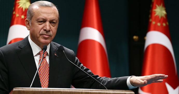 Erdoğan: Trump'ın kararını tanımıyoruz