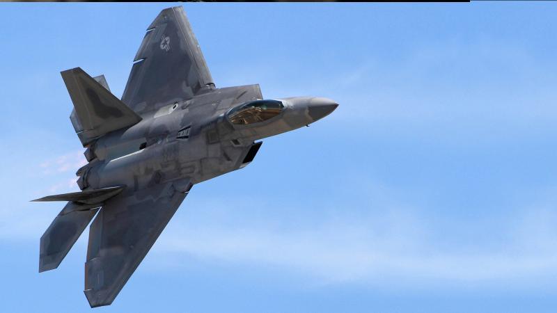 ABD'li general: Rusya F-22'ler hakkında 'bir depo dolusu' bilgi elde etti