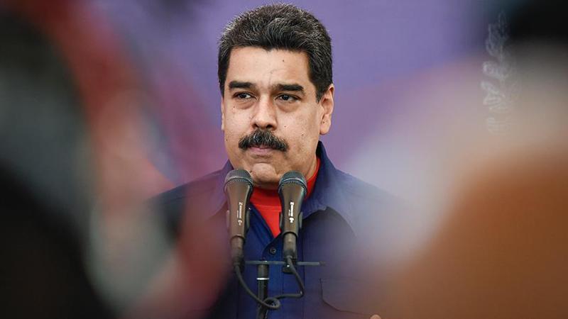 Maduro'dan orduya uyarı: ABD sınırda provokasyona hazırlanıyor