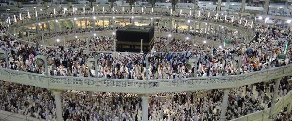 Mekke'de camiye terör saldırısı son dakikada engellendi!