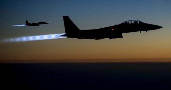 Irak'ın kuzeyine hava harekatı: 9 terörist öldürüldü!