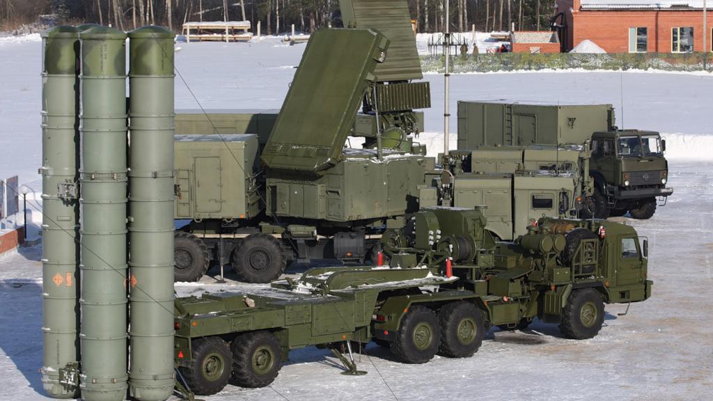S-400 NATO'dan bağımsız olacak