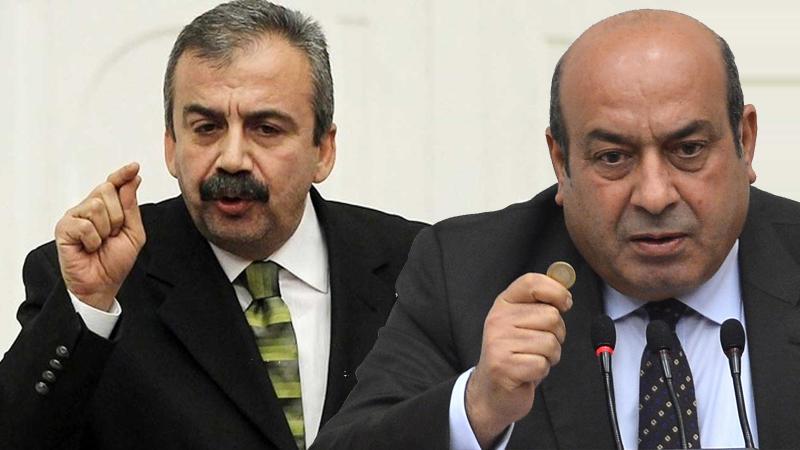 HDP'de başkanlık için Türk Kürt krizi
