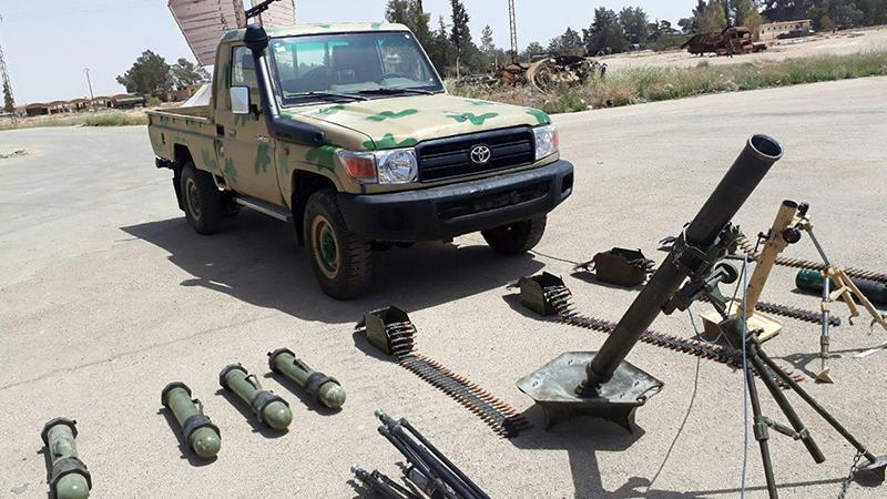 Dmayr'dan Cerablus'a terörist akışı sürüyor