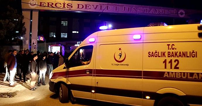 Van'dan acı haber: 1 şehit, 3 yaralı