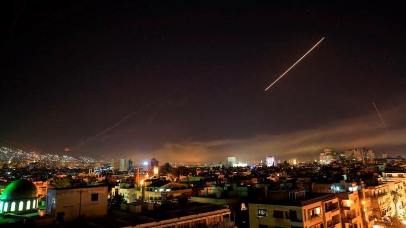 Rusya Savunma Bakanlığı: Roketlerin çoğu havada imha edildi