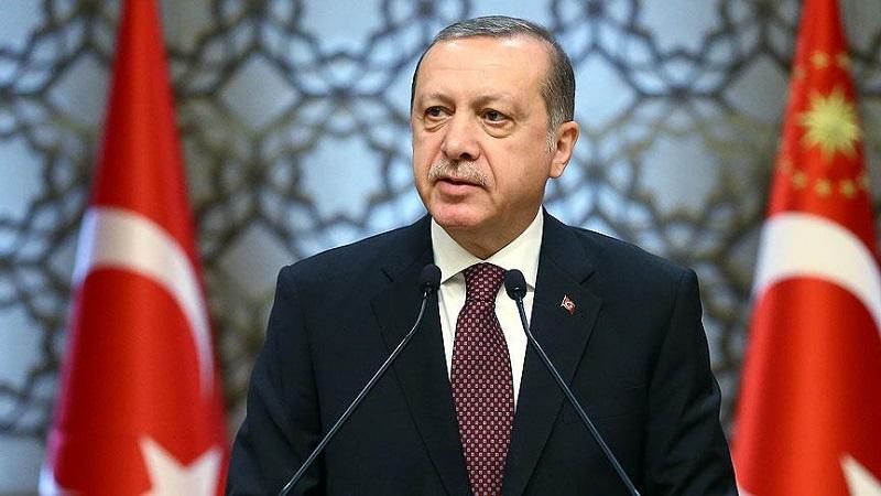 Cumhurbaşkanı Erdoğan: Bölgede sıkıntılı bir süreç başlayacak!