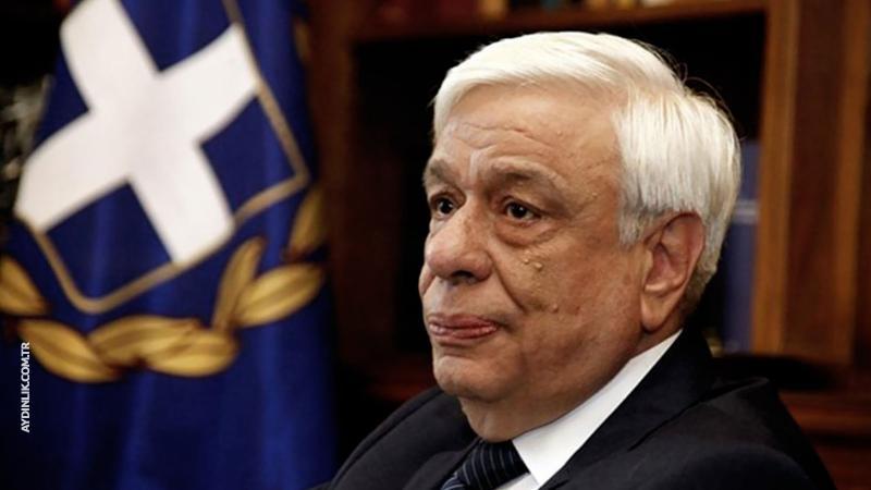 Dışişleri'nden Yunanistan cumhurbaşkanına cevap