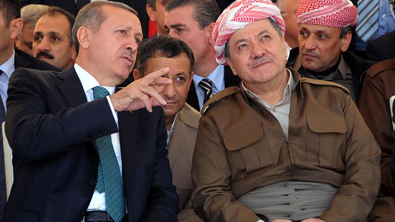 'İran ile işbirliği Barzani devletini bozar'