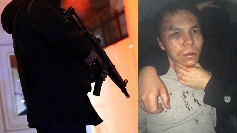 'Medyanın kendisini öne sürdüğünü' söyleyen Reina saldırganı Masharipov, tüm suçlamaları reddetti